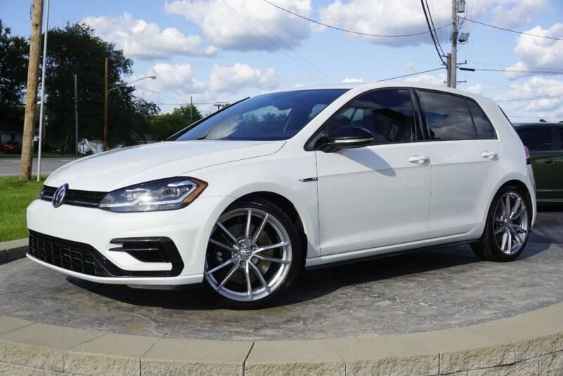2018 Volkswagen Golf R for sale at Platinum Motors LLC in Heath OH