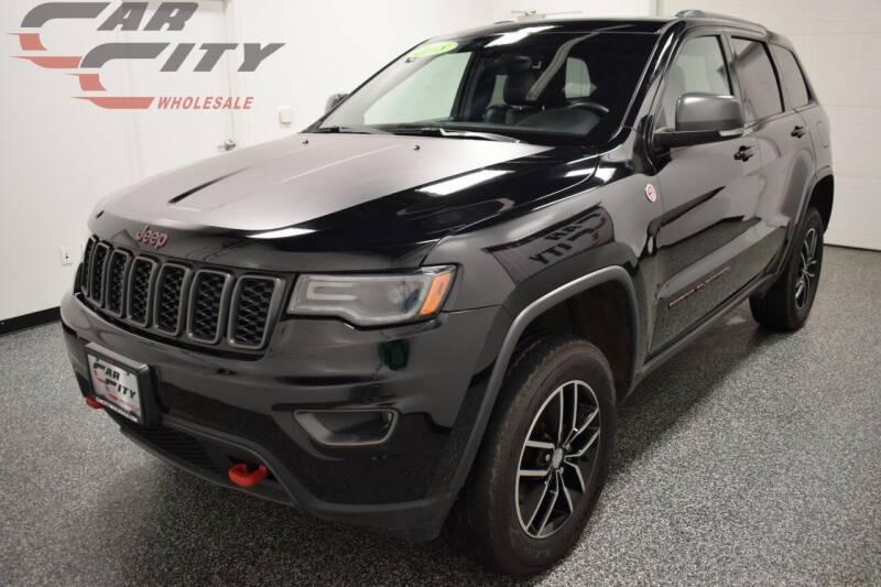 2018 Jeep Grand Cherokee for sale in Shawnee, KS