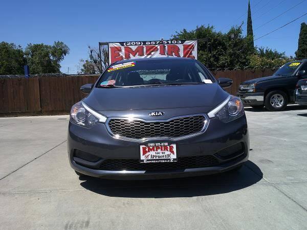 2016 Kia Forte for sale at Empire Auto Sales in Modesto CA