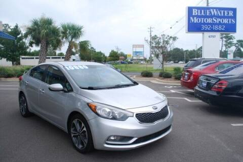 2014 Kia Forte for sale at BlueWater MotorSports in Wilmington NC