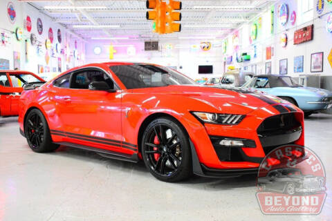 2021 Ford Mustang for sale at Classics and Beyond Auto Gallery in Wayne MI
