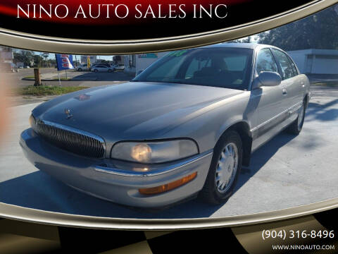 1997 Buick LeSabre for sale at NINO AUTO SALES INC in Jacksonville FL