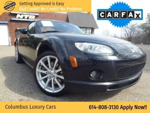 2007 Mazda MX-5 Miata for sale at Columbus Luxury Cars in Columbus OH
