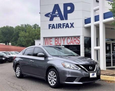 2017 Nissan Sentra for sale at AP Fairfax in Fairfax VA