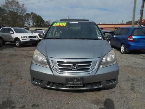 2009 Honda Odyssey for sale at Auto Mart in North Charleston SC