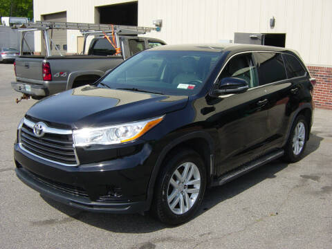 2014 Toyota Highlander for sale at North South Motorcars in Seabrook NH