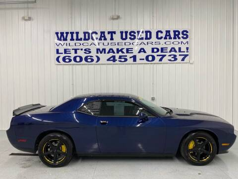 2013 Dodge Challenger for sale at Wildcat Used Cars in Somerset KY