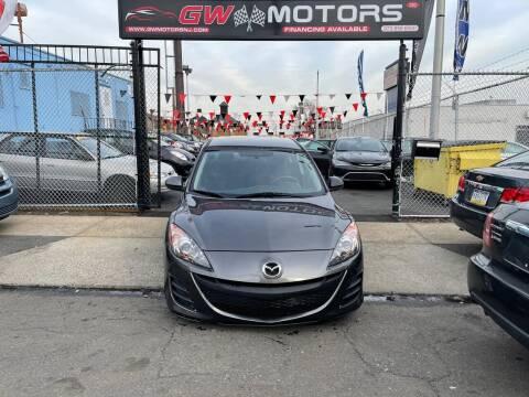 2011 Mazda MAZDA3 for sale at GW MOTORS in Newark NJ