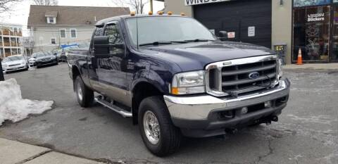 2003 Ford F-250 Super Duty for sale at Motor City in Roxbury MA