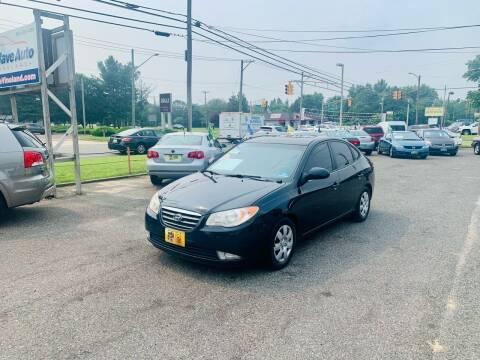 2008 Hyundai Elantra for sale at New Wave Auto of Vineland in Vineland NJ