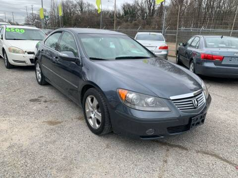 2006 Acura RL for sale at Super Wheels-N-Deals in Memphis TN