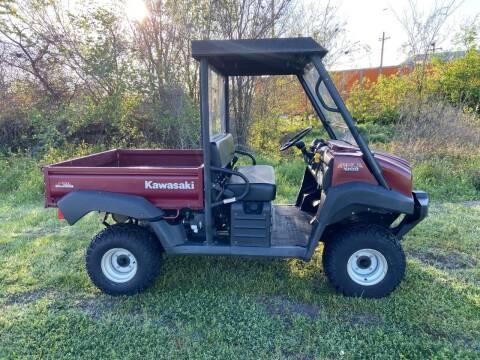 2011 Kawasaki MULE 4010 EPS for sale at JENTSCH MOTORS in Hearne TX