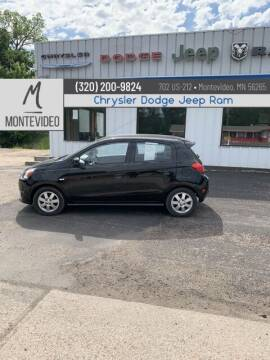 2014 Mitsubishi Mirage for sale at Montevideo Auto center in Montevideo MN