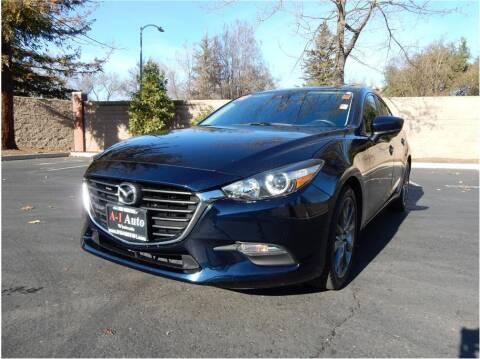 2018 Mazda MAZDA3 for sale at A-1 Auto Wholesale in Sacramento CA