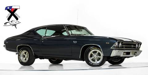 1969 Chevrolet Chevelle for sale at TX Auto Group in Houston TX