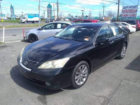2007 Lexus ES 350 for sale at Wilson Investments LLC in Ewing NJ