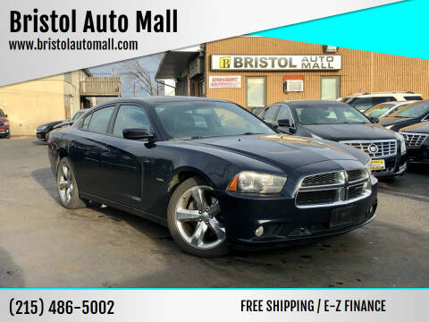 2012 Dodge Charger for sale at Bristol Auto Mall in Levittown PA