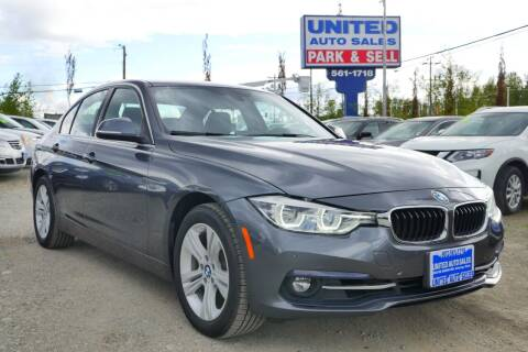 2017 BMW 3 Series for sale at United Auto Sales in Anchorage AK