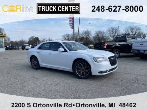 2016 Chrysler 300 for sale at Carite Truck Center in Ortonville MI