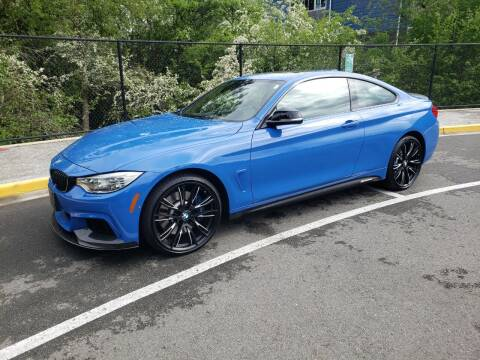 2015 BMW 4 Series for sale at Painlessautos.com in Bellevue WA