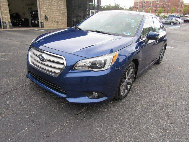 2016 Subaru Legacy for sale in Pittsburgh, PA