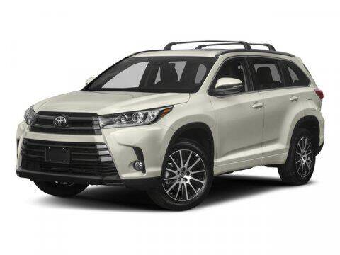 2017 Toyota Highlander for sale at BILLY D SELLS CARS! in Temecula CA
