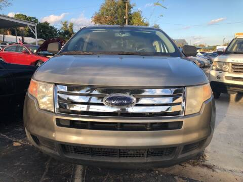 2008 Ford Edge for sale at Louie's Auto Sales in Leesburg FL