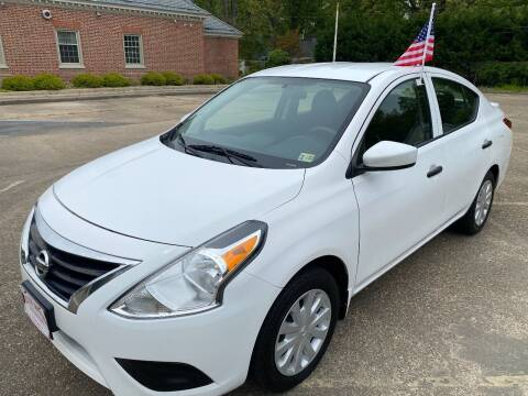 2016 Nissan Versa for sale at Hilton Motors Inc. in Newport News VA