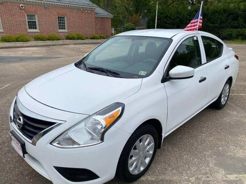2016 Nissan Versa for sale at Hilton Motors Inc. in Newport News VA