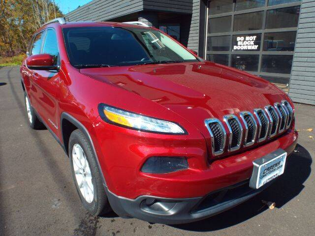 2015 Jeep Cherokee for sale at Carena Motors in Twinsburg OH