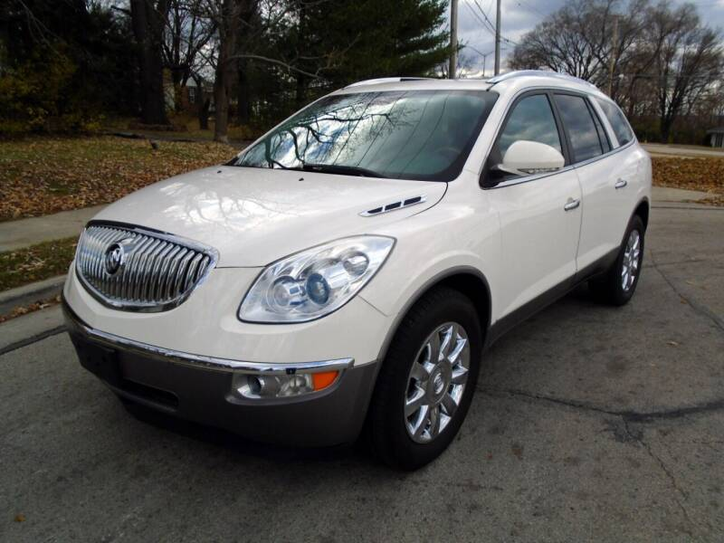2011 Buick Enclave for sale at Waukeshas Best Used Cars in Waukesha WI