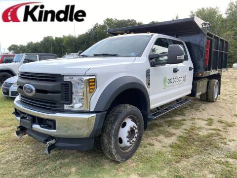2018 Ford F-550 Super Duty for sale at Kindle Auto Plaza in Cape May Court House NJ
