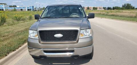 2006 Ford F-150 for sale at Luxury Cars Xchange in Lockport IL