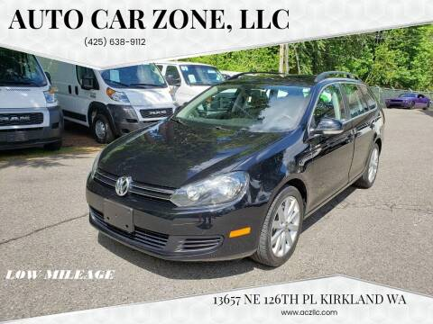 2013 Volkswagen Jetta for sale at Auto Car Zone, LLC in Kirkland WA