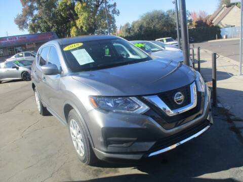 2018 Nissan Rogue for sale at Quick Auto Sales in Modesto CA