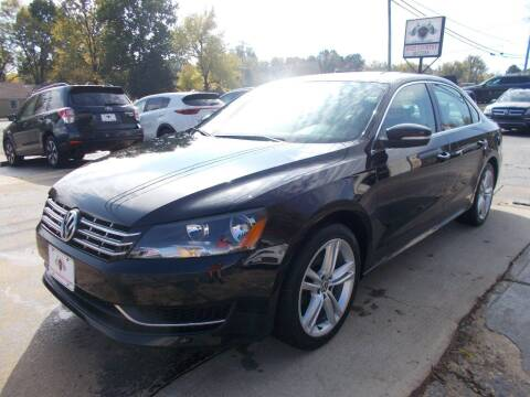 2014 Volkswagen Passat for sale at High Country Motors in Mountain Home AR