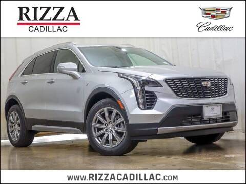 2021 Cadillac XT4 for sale at Rizza Buick GMC Cadillac in Tinley Park IL