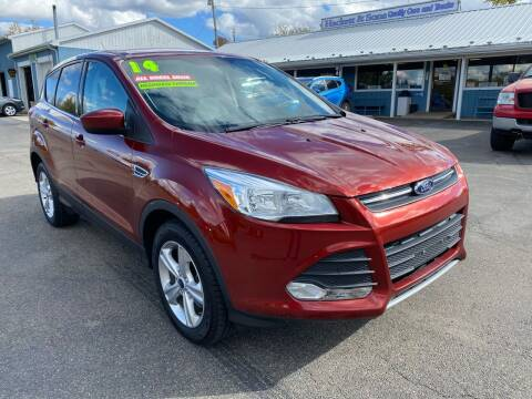 2014 Ford Escape for sale at HACKETT & SONS LLC in Nelson PA