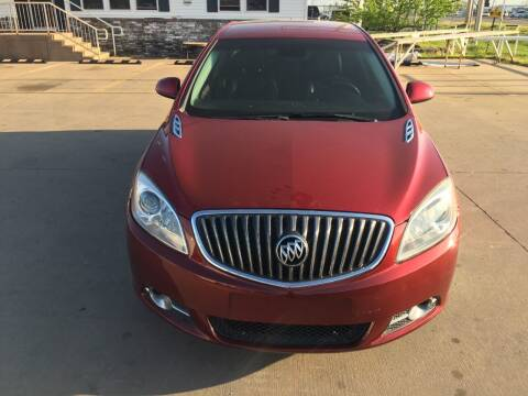 2017 Buick Verano for sale at Zoom Auto Sales in Oklahoma City OK