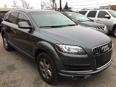 2015 Audi Q7 for sale at eAutoDiscount in Buffalo NY