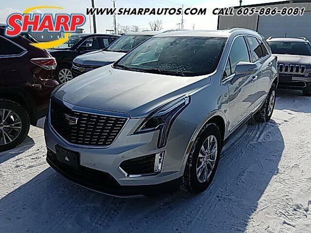 2020 Cadillac XT5 for sale at Sharp Automotive in Watertown SD