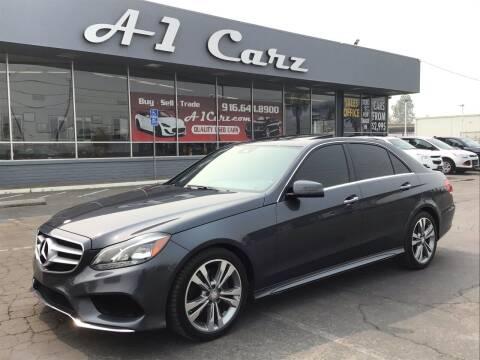 2014 Mercedes-Benz E-Class for sale at A1 Carz, Inc in Sacramento CA