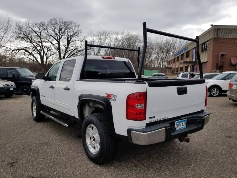 2010 Chevrolet Silverado 1500 for sale at Family Auto Sales in Maplewood MN