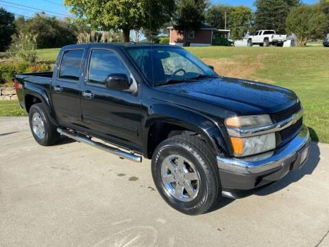 2010 Chevrolet Colorado for sale at HIGHWAY 12 MOTORSPORTS in Nashville TN