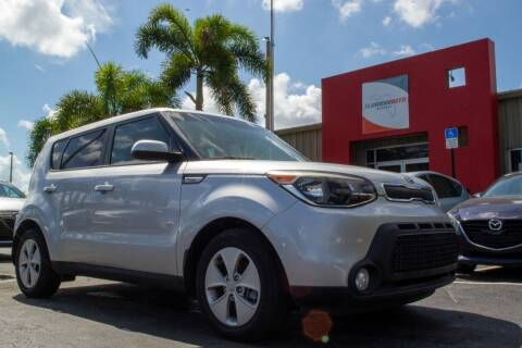 2015 Kia Soul for sale at Florida Auto Reserve in Medley FL