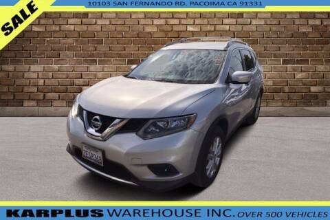 2014 Nissan Rogue for sale at Karplus Warehouse in Pacoima CA