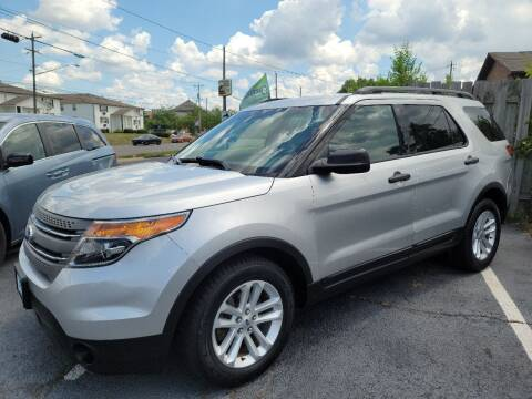 2015 Ford Explorer for sale at Shaddai Auto Sales in Whitehall OH
