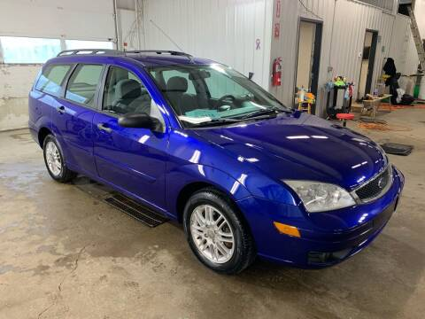 2006 Ford Focus for sale at Premier Auto in Sioux Falls SD