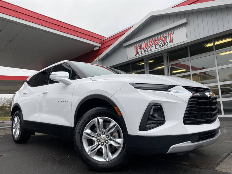 2020 Chevrolet Blazer for sale at Furrst Class Cars LLC in Charlotte NC