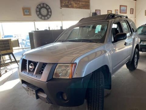 2007 Nissan Xterra for sale at PYRAMID MOTORS - Pueblo Lot in Pueblo CO